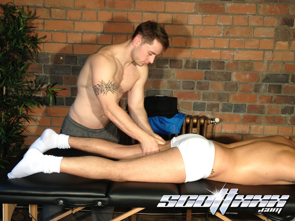 Erotic Massage For A Straight Guy